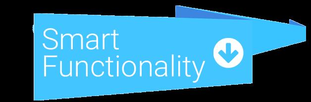 Smart website functionality
